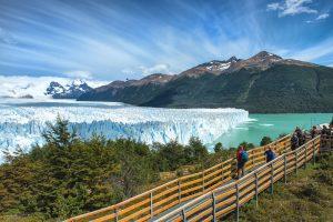 Perito Moreno. Argentinië